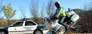 'Pillado' conduciendo a 207 el jefe de la Guardia Civil de Tráfico de Soria