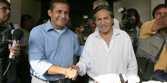 El ex presidente Alejandro Toledo apoyará a Humala