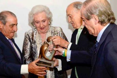 Juan José Hidalgo, Premio Corazón de Oro Profesional 2011 de la Fundación Española del Corazón