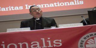 El cardenal Maradiaga reelegido presidente de Caritas Internationalis 