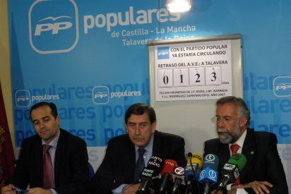 """Ramos: """"En el PP estamos preparados para afrontar esta campaña que nos llevará a la victoria electoral"""""""