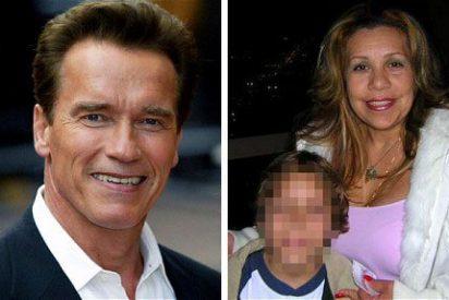 Mildred Patricia, la empleada que volvió loco a Schwarzenegger