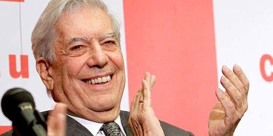 Mario Vargas Llosa en la I Semana Complutense de las Letras