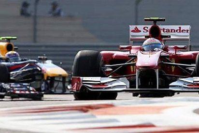 Red Bull acusa a Ferrari de espiar su estrategia y jugar sucio con el coche