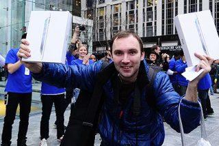 Los gadgets de Apple generan reacciones religiosas a sus fans
