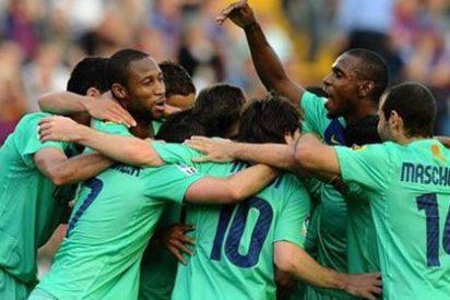 El Barça empata y se proclama campeón de Liga