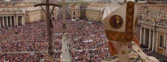 Una noche en blanco por Juan Pablo II