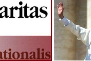 """El Papa, a Cáritas: """"Pueden contar con el apoyo de la Santa Sede"""""""