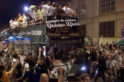 El Betis celebra su ascenso mientras que el Rayo deberá esperar