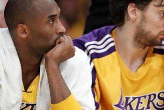 Los Lakers de Gasol contra las cuerdas