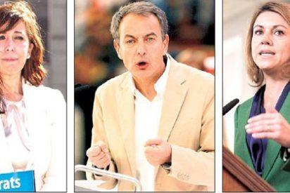 A Zapatero ya sólo le queda acusar a Rajoy de robo con escalo, nocturnidad y alevosía
