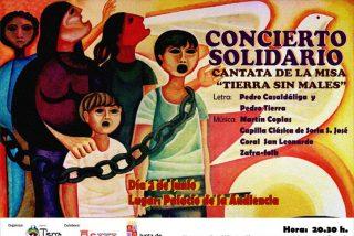 """Estreno europeo de la """"Misa de la Tierra Sin Males"""", de Casaldáliga, en Soria"""