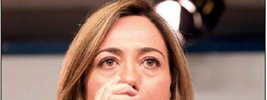 Carme Chacón: La niña mimada de ZP no dura ni un asalto