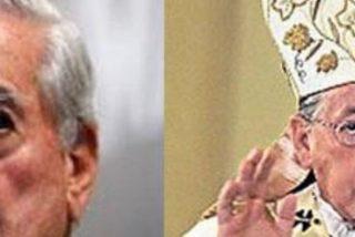 """Vargas Llosa: """"Cipriani representa la Torquemada, la Inquisición"""""""