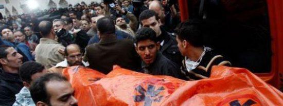 Diez muertos y 144 heridos en enfrentamientos entre cristianos y musulmanes en El Cairo