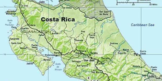 Un terremoto de 5,9 grados sacude Costa Rica