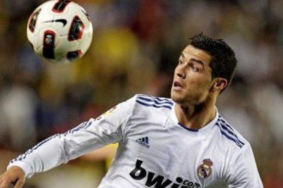 Cristiano Ronaldo bate el récord de goles en la Liga
