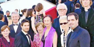 Un sacerdote argentino en la alfombra roja de Cannes