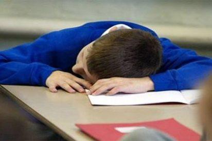 Un tercio de los niños españoles se levantan cansados cada día