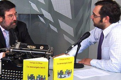 """Enrique de Diego: """"La tendencia al crimen impregna toda la historia del PSOE"""