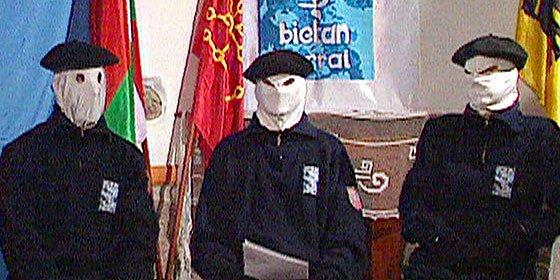 Más de 60 terroristas de ETA serán puestos en libertad por el Tribunal Constitucional