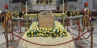 Juan Pablo II descansará entre dos reinas: Matilde de Canosa y Cristina de Suecia