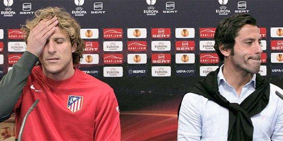El vestuario del Atlético estalla tras la rajada de Sánchez Flores