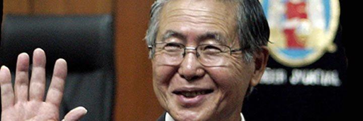 """""""Alberto Fujimori dirige desde la cárcel la campaña electoral de su hija Keiko"""""""