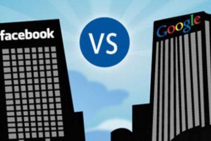 """Facebook pagó para """"ensuciar"""" a Google"""