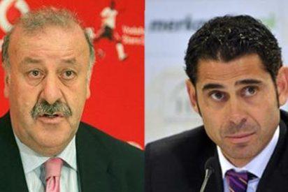 Vicente del Bosque y Fernando Hierro podrían volver al Real Madrid