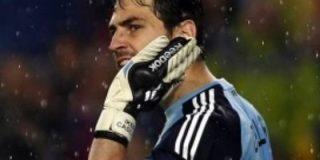 """Iker Casillas: """"Los árbitros nos han echado de la Champions"""""""