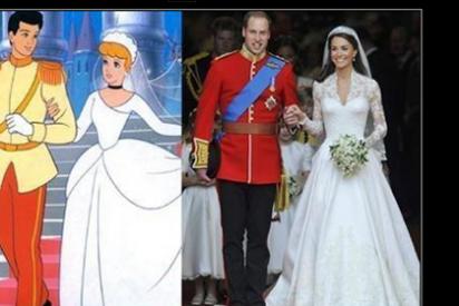 La boda real británica, una boda de cuento