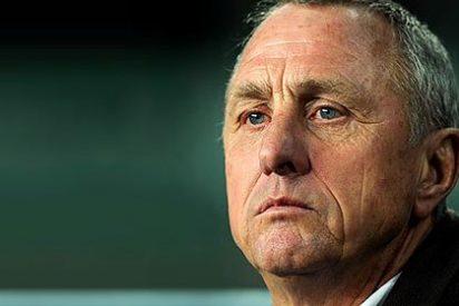 "Cruyff: ""Mourinho tiene 'barcelonitis'"""