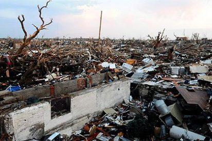 Un tornado arrasa una ciudad estadounidense y causa 116 muertos