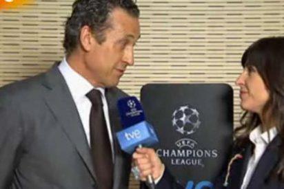 """Jorge Valdano: """"Yo nunca he visto una falta con la espalda"""""""