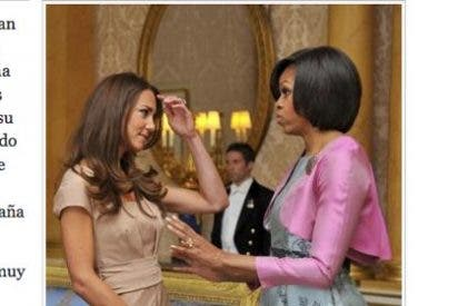 Antítesis de la moda low cost de Kate Middleton