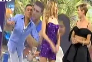 Actor Porno Español Ex Falete la estrella del porno rocco siffredi se monta una escena muy