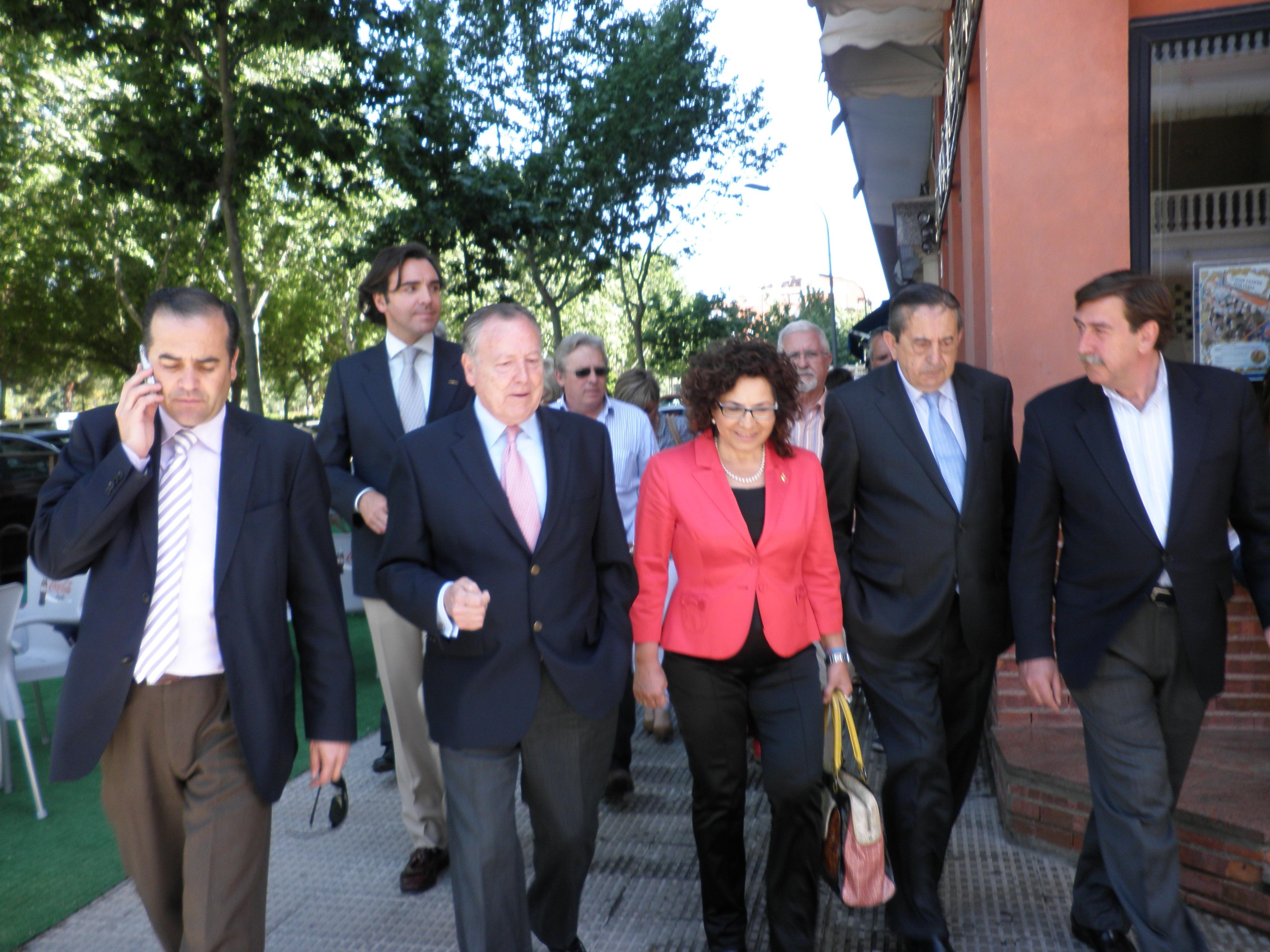 El PP quiere alcanzar acuerdos con IFEMA para impulsar el Ferial de Talavera