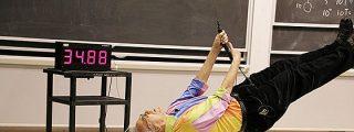 La última clase del profesor de Física más brillante y divertido del mundo