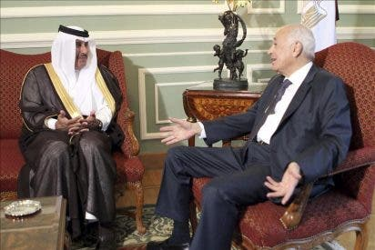 El Papa recibe al nuevo secretario de la Liga Árabe