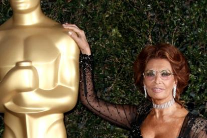 La Academia de Hollywood rinde un homenaje a Sofía Loren