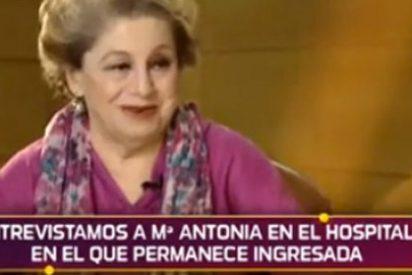 """María Antonia Iglesias salta del barco zapateril: """"Exijo dimisiones y elecciones anticipadas"""""""