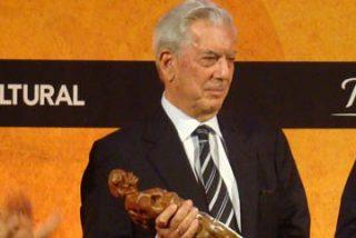 """Mario Vargas Llosa recibe en Madrid """"Premio Paquiro de Toros"""""""