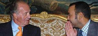 ¿Pidió el sátrapa Mohamed al Rey ayuda con la crisis del Sáhara?