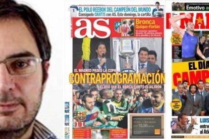 """Lluís Mascaró: """"La 'caverna mediática' ha manipulado, ha inventado, ha mentido y ha tergiversado para desestabilizar al Barça"""""""