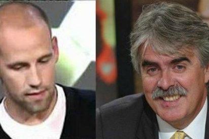 """Gonzalo Miró a Siro López: """"¡Qué pesado con Forlán, si parece tu novio!"""""""