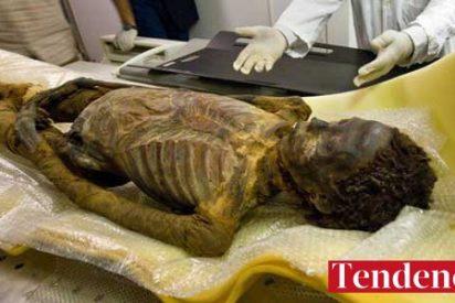 Descubren el caso de la momia más antigua con problemas de corazón