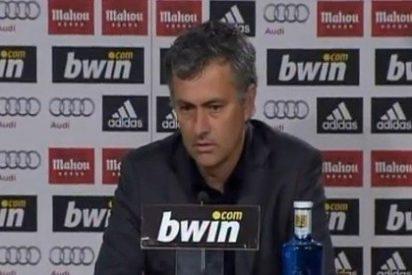 """Mourinho: """"La culpa de la derrota con el Zaragoza es mía, que no he sido capaz de motivar a mis jugadores"""""""