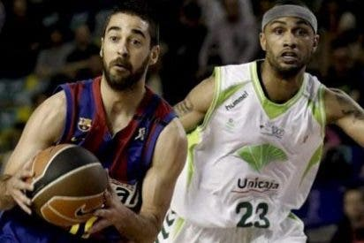 Navarro lidera al Barcelona en su primer partido