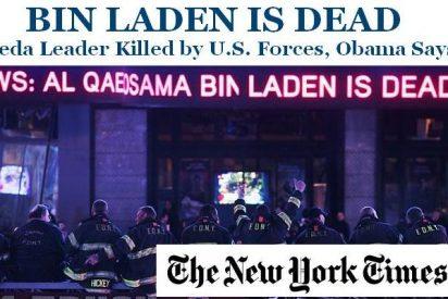 EEUU mata a Bin Laden
